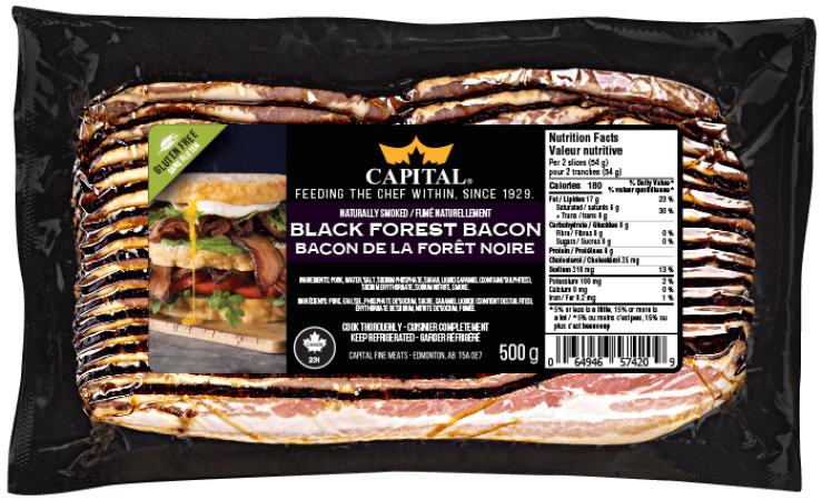 Black Forest Bacon